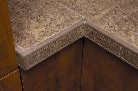 countertop edging classic kitchen schluter