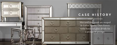 z gallerie omni dresser mirrored furniture mirrored dressers tables z gallerie