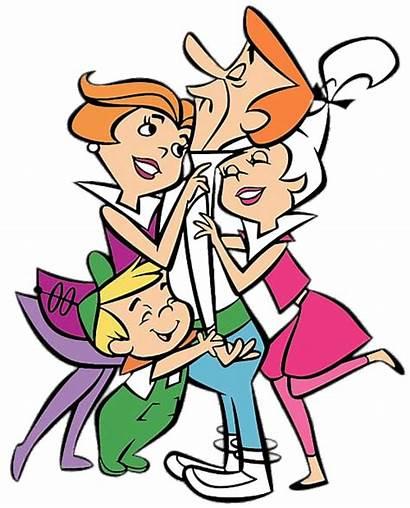 Jetsons Clip George Jetson Clipart Cartoon Judy