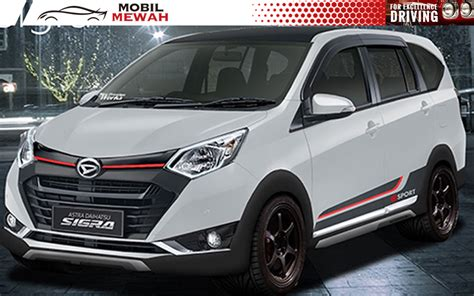 Mobil Sigra Modifikasi by Tips Modifikasi Daihatsu Sigra Murah Dan Mudah Mobil Mewah