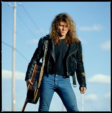 Jon Bon Jovi Blue Sky Timothy White