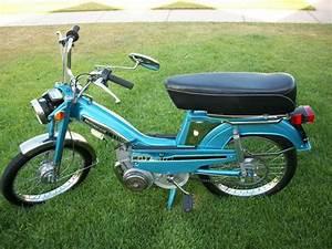 Recondtioned  1980 Motobecane 50v  Sold