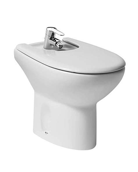 Roca Bidet Toilet - roca floor standing 1 tap bidet 545mm 355394000
