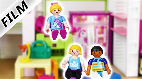 Playmobil Film Deutsch  Übernachtungsparty Bei Familie