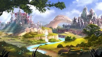 Elvenar Landscape Animated Wallpapers Background Engine Directory