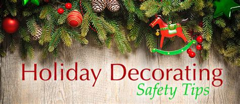 holiday decorating safety tips safety leviton blog