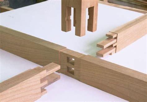 ancient japanese wooden joint technique joins pieces