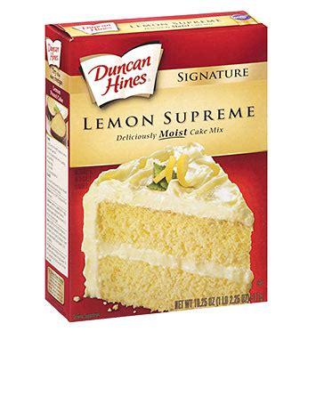 lemon pound cake  cake mix
