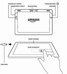 Amazon Com Help  Hardware Basics  Kindle Fire Hdx 8 9 U0026quot   3rd Generation