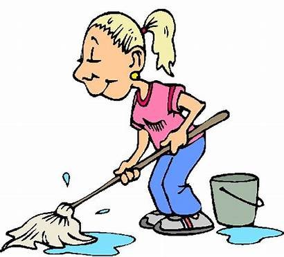 Clip Cleaning Clipart Cleaner Activities