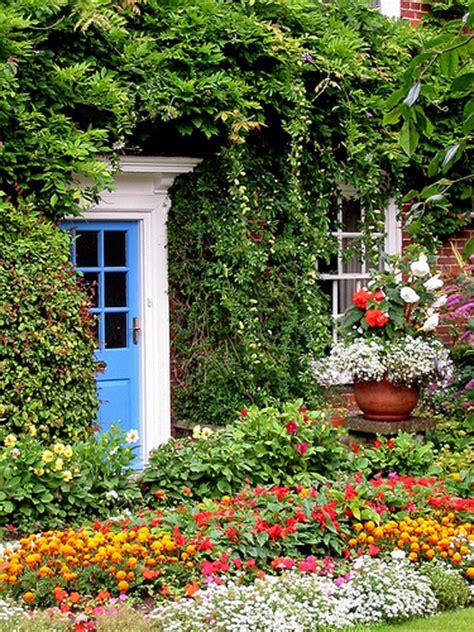 Norfolk Cottage Garden  Taken With One Of My First