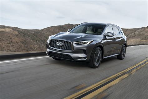 Infiniti Photo by 2019 Infiniti Qx50 World S Variable Compression