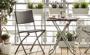 Balkonmöbel Für Kleinen Balkon : gem tliche balkonm bel f r kleinen balkon ~ Markanthonyermac.com Haus und Dekorationen