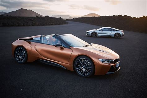 soft top super hybrid  bmw  roadster revealed car
