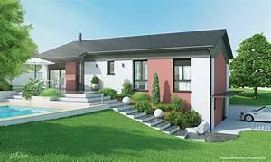 Sous Sol Maison : maison moderne sur sous sol rose des vents ~ Melissatoandfro.com Idées de Décoration
