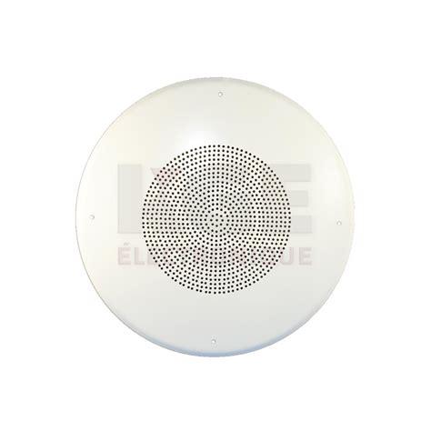 haut parleur 70 volts de plafond avec grille ronde maison kge 233 lectronique