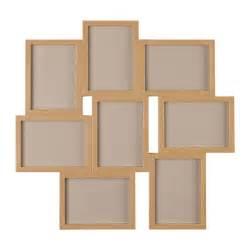 cadre multi photo ikea v 196 xbo cadre p 234 le m 234 le pour 8 photos ikea