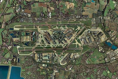 A Brief History Of Heathrow Airport Londonist