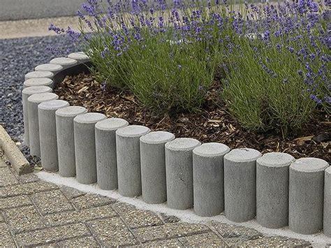 bordure jardin beton bordure de jardin beton pas cher