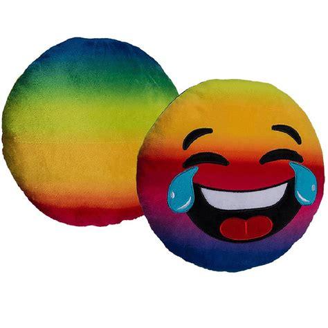 Cuscino Morbido by Cuscino Morbido Peluche Emotion Risata Lacrime 30 Cm