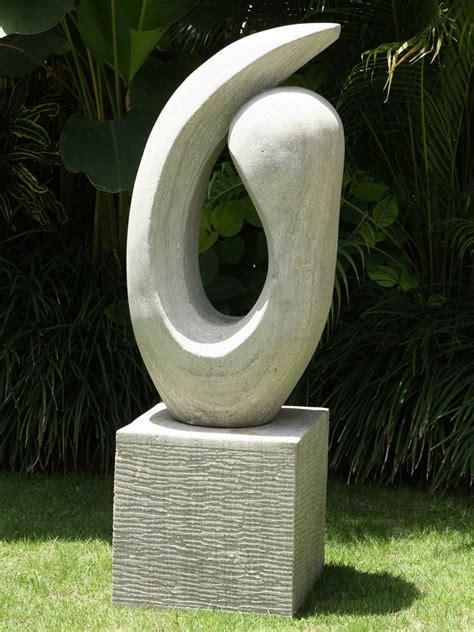 Unique Stone Garden Sculptures Design