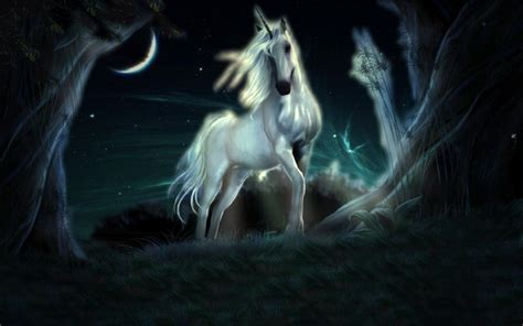 fantasy unicorn wallpapers wallpaper cave