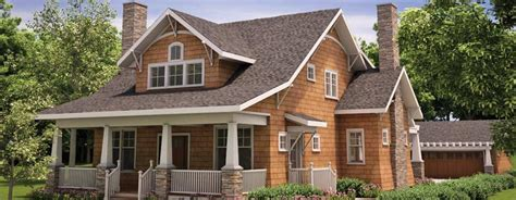 craftsman house plans  detached garage craftsman house