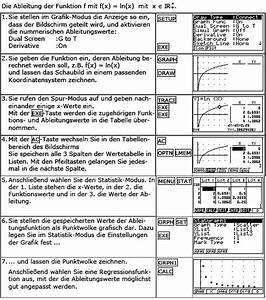 Lokale änderungsrate Berechnen : ableitungsfunktionen mit dem gtr ~ Themetempest.com Abrechnung