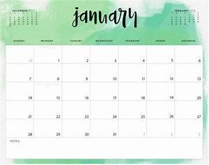 january 2018 printable calendar word calendar 2018 With usable calendar template