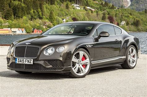 2018 Bentley Continental Gt V8 S Market Value Whats My