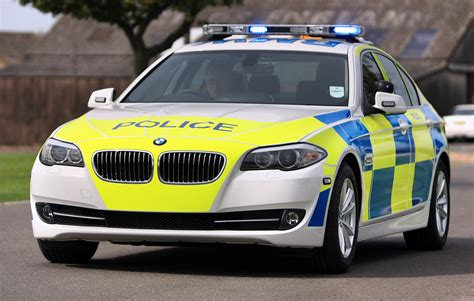 Bmw Giving Uk Police Forces New Cars News