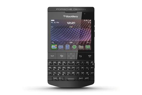 porsche design blackberry porsche design p 39 9981 blackberry smartphone hypebeast
