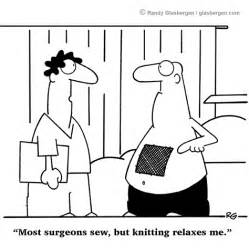 Funny Medical Cartoons and Jokes