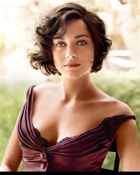 20 Short Wavy Hair For Women  Short Hairstyles 2017