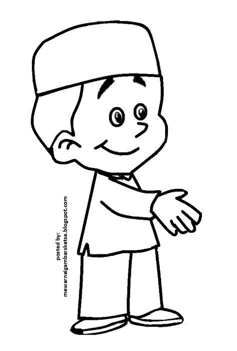 19 sketsa gambar kartun cowok terpopuler