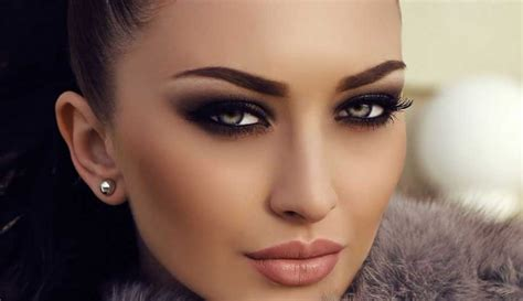 Как сделать идеальный макияж для карих глаз поэтапно? Читай в наших материалах! . Журнал Cosmopolitan