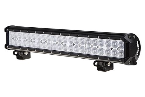 20 quot road led light bar 126w 8 820 lumens led
