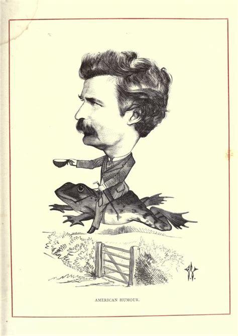 cartoon portraits  leading  century figures