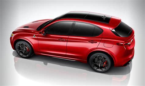 Alfa Romeo Stelvio 2018 La Nueva Suv Italiana Llega A