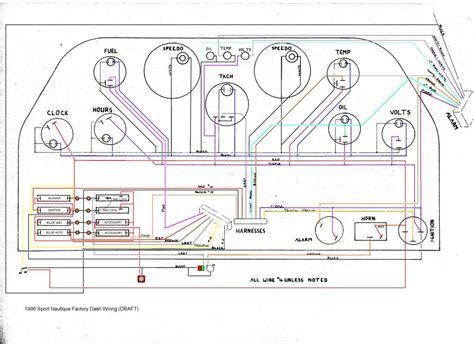 Dash Wiring Correctcraftfan Forums Page