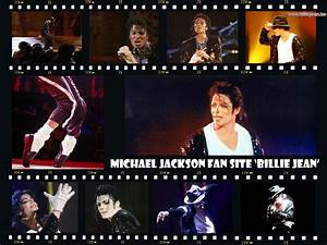 Michael Jackson Fan Site Billie Jean