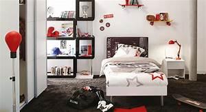 Rangement Chambre Ado : rangement petits prix pour une chambre d 39 ado maison travaux ~ Voncanada.com Idées de Décoration