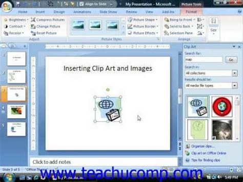 microsoft powerpoint clipart powerpoint tutorial inserting clip and pictures