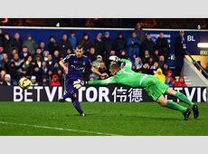 English Premier League QPR vs Manchester City Three