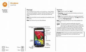 Manual - Motorola Moto G  2nd Generation
