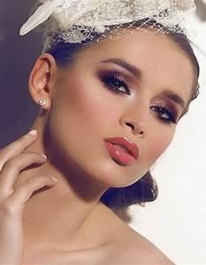Maquillage De Mariage : maquillage de la mari e ~ Melissatoandfro.com Idées de Décoration