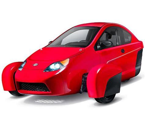 Sleek Elio Motors 'future Collector Car' On Display This
