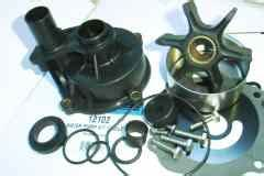 1998 150 Carb Op Evinrude Overheat  Thermostats