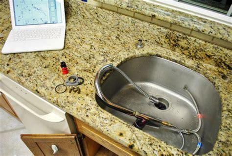 how do you get glue a countertop how to get glue counter granite