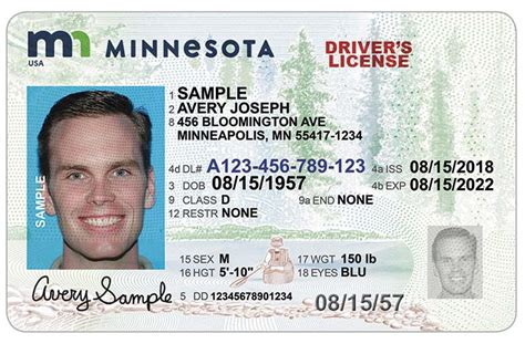 New Driver's License And Id Card Designs